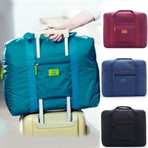 Travel-Bag-Hand-Luggage-Large-Casual-Clothes-Storage-Organizer-Case-Suitcase
