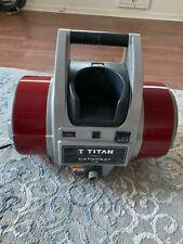 Titan Capspray 115 Hvlp Fine Finish Paint Sprayer