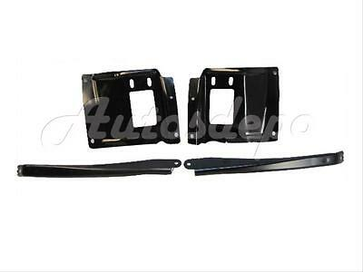 New FO1066164 Front Driver Side Bumper Bracket for Ford Excursion 2005-2007