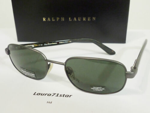 Matte Gray Lauren 847 Ralph Occhiali Original Grigio New Polo Sole Da Sunglasses xn6B7qg