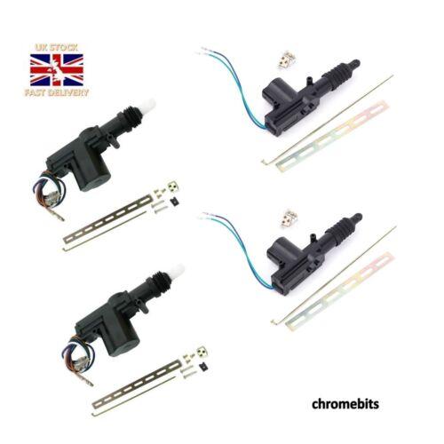 2 Master / 2 Slave 4 Door Car Lock Motor Solenoid Central locking Entry Actuator