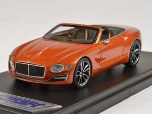 Bentley EXP 12 speed 6e orange flame Looksmart 1:43 no MR BBR !! NEW !! NEW !!