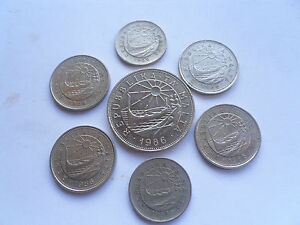 Malta 7  1986 Coins 5 cent to 1 Lira in Good Condition as shown - <span itemprop=availableAtOrFrom>Ross-on-Wye, United Kingdom</span> - Malta 7  1986 Coins 5 cent to 1 Lira in Good Condition as shown - Ross-on-Wye, United Kingdom
