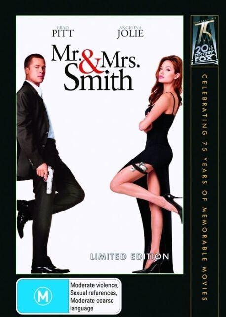 Mr & Mrs Smith (DVD, 2010)