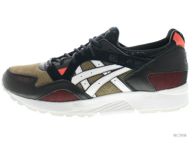 ASICS GEL-LYTE V  HIGHS AND LOWS  h50nk-8101 tarmac white Size 10.5