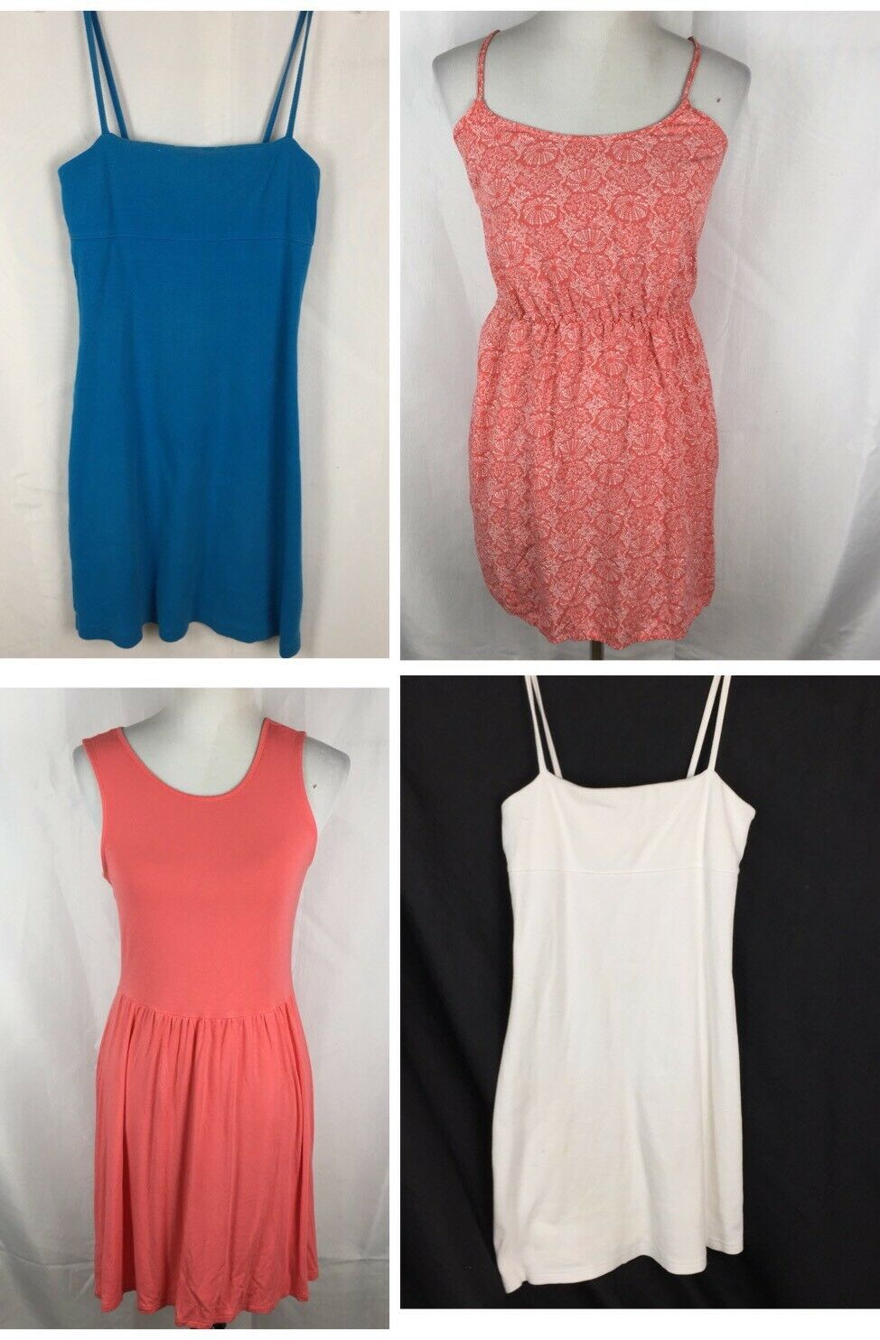 Lot 4 Womens Small S Dresses Includes Moda International Old Navy
