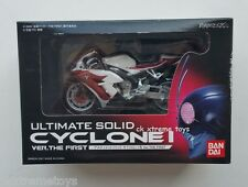 Masked Kamen Rider Ultimate Solid Cyclone I The First Ver. Bike 1st No.1