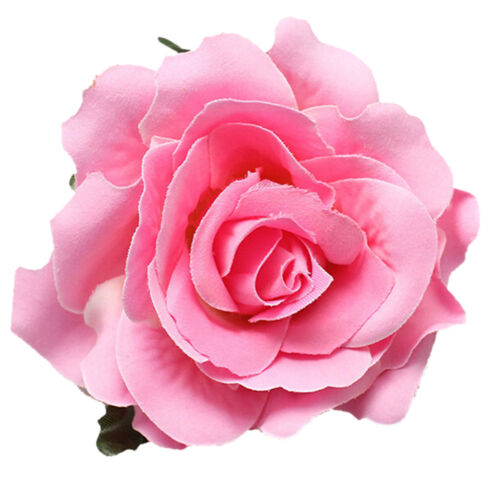 Bridal Rose Flower Hair Clip Hairpin Brooch Wedding Accessorie Bridesmaid M/&C