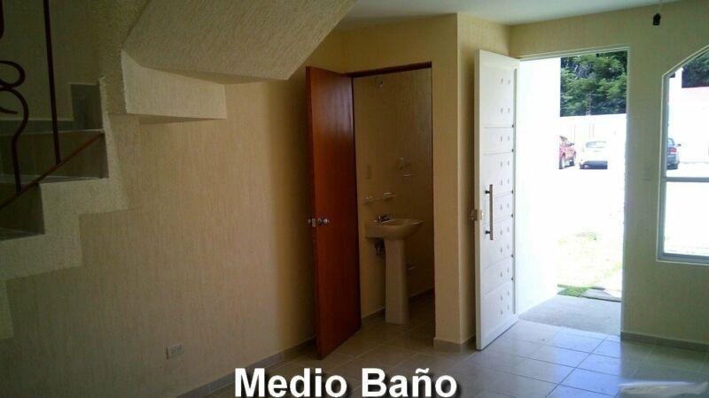 Casa 40 Minutos de Santa Fe Infonavit Muros Propios