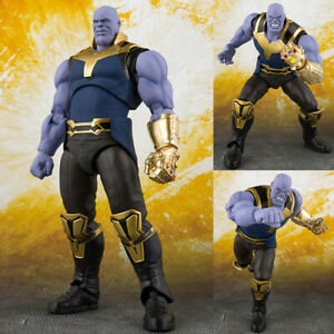6-034-S-H-Figuarts-SHF-Marvel-Avengers-Infinity-War-Thanos-Action-Figure-Statue-Toy