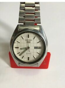 USED-SEIKO-5-AUTOMATIC-7009-3040-MEN-S-WATCH-VINTAGE