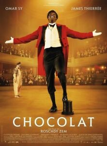 Chocolate-Omar-Sy-Jmaes-Thierree-DVD-Nuevo-en-Blister