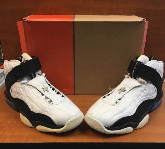 cccd54e873 Frequently bought together. Nike Air Max Penny 4 IV 2005 312455-101 ...