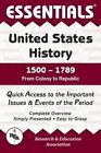 U.S. History, 1500-1789: From Colony to Republic by Steven E. Woodworth (Paperback, 1992)