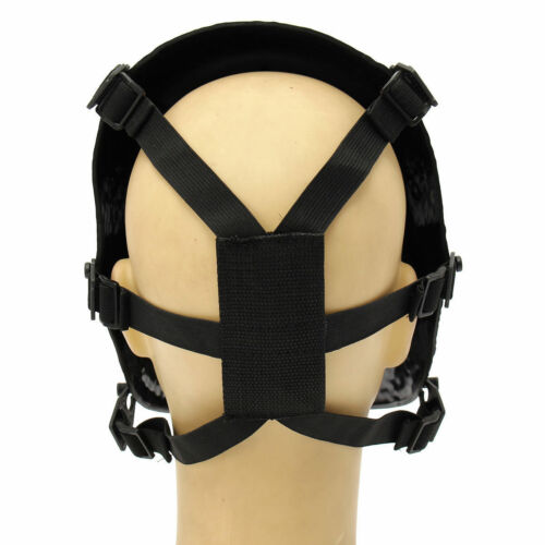Airsoft Paintball Tactical Face Mask Combat Skull Skeleton Game Face Captain
