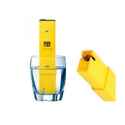 New LCD Digital Pen Aquarium Pool Water Test Meter Measure PH Tester Durable