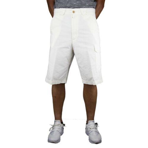 Bermuda Marlboro Uomo Col Bianco tg 50-62 /% OCCASIONE