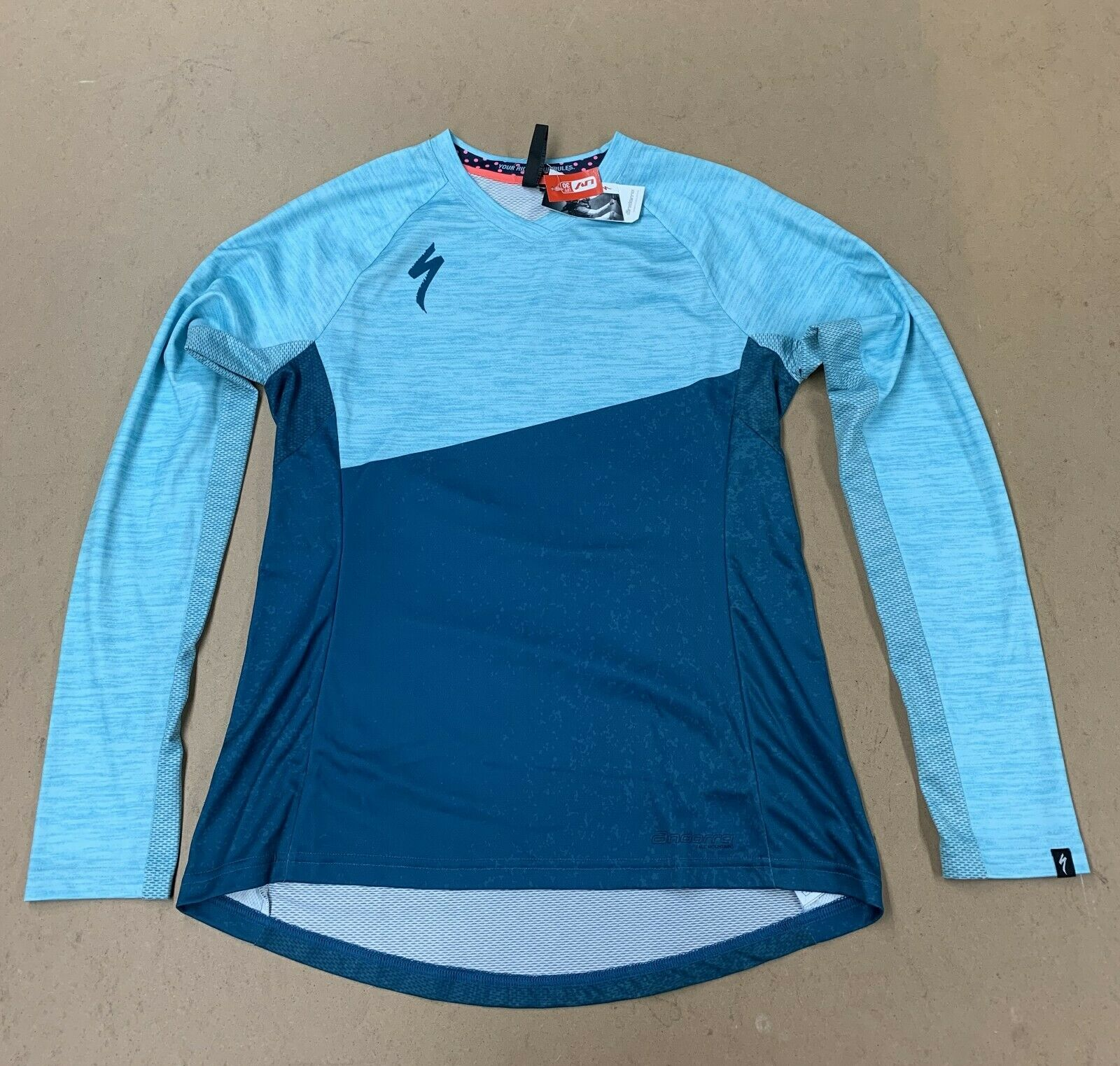 Specialized Andorra Comp Jersey LS Women's Medium New with Tags   sale