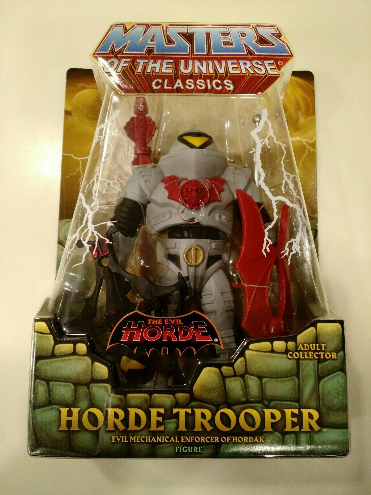 NEW Masters of the Universe MOTU Classics HORDE TROOPER figure figure figure MOTUC a85ce4