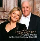 Say It Isn't So by Claire Martin (Vocals)/Richard Rodney Bennett (Composer) (CD, Oct-2013, Linn Records (UK))