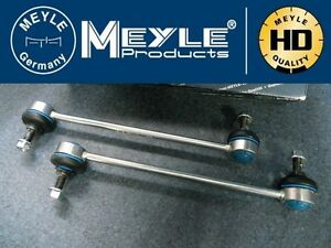 For BMW E46 Set Coupling Rod Meyle HD Pin-Ended 3er Limo Touring Compact