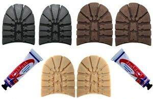 Lumberjack-Walking-Heels-amp-Glue-Mens-DIY-Soles-Heels-7mm-Thick-Shoe-Boot-Repair