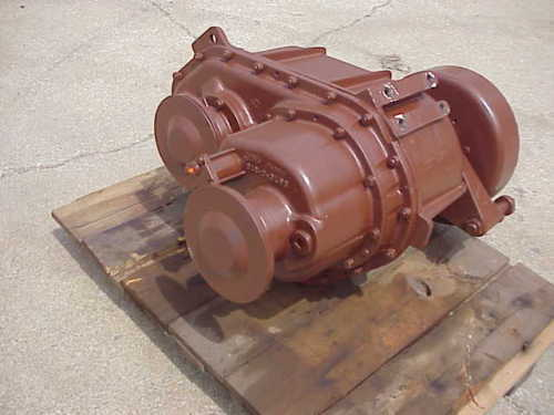 Military Rockwell Transfer Case T-138 G744 5 ton 6x6