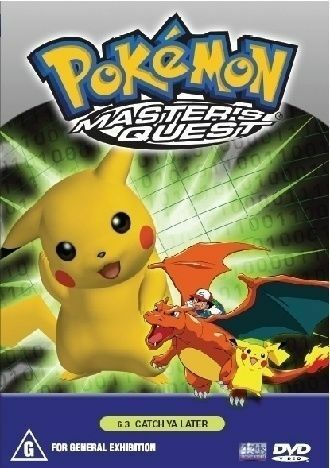 1 of 1 - Pokemon Advanced - Catch You Later : Vol 6 : Part 3 (DVD, 2005)-REGION 4