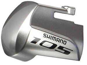 1 x GENUINE SHIMANO 105 5800 STI LEFT NAME PLATE with screw 11sp GEAR