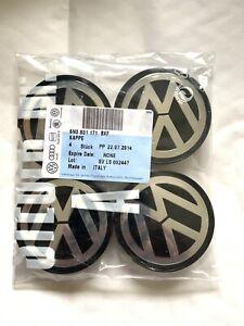 ORIGINALE-55MM-VW-lega-ruota-centro-CAP-6N0-601-171-BXF-SINGLE-CAP