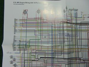 Mercruiser Wiring Harness Diagram from i.ebayimg.com