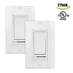 2-Pack-Wall-Dimmer-Switch-Slide-for-Incandescent-CFL-and-LED-Dimmable-Lights-UL