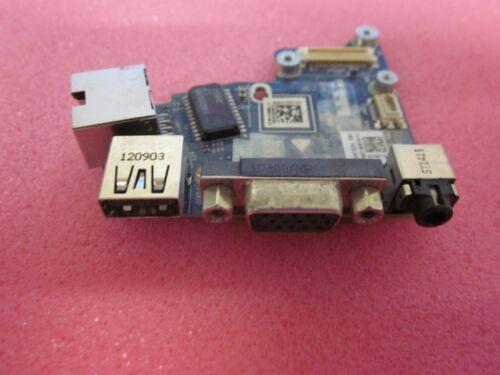 GENUINE Dell Latitude E6430 ATG Audio Jack VGA USB Ethernet Board LS-7781P 51WP9