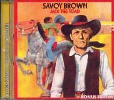 "Savoy Brown:  ""Jack The Toad"" + Bonustracks (CD Reissue)"