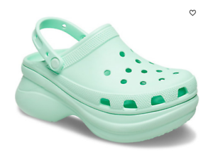 platform crocs ebay