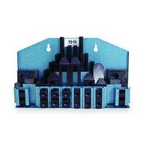 Te-Co 20416 Clamping Kit,3/4,5/8-11 Stud,52 Pcs