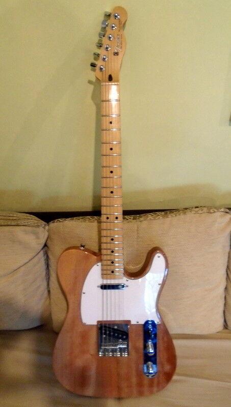 Fender Telecaster MIM 52 anniversary  mod 2006