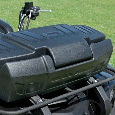 NEW YAMAHA UTILITY ATV RIGID CARGO BOXES BLACK REAR TRUNK DBY-ACC56-00-71