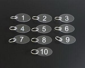 Numbered-acrylic-key-tags-key-fobs-engraved-hotel-key-ring-keyring-keychain