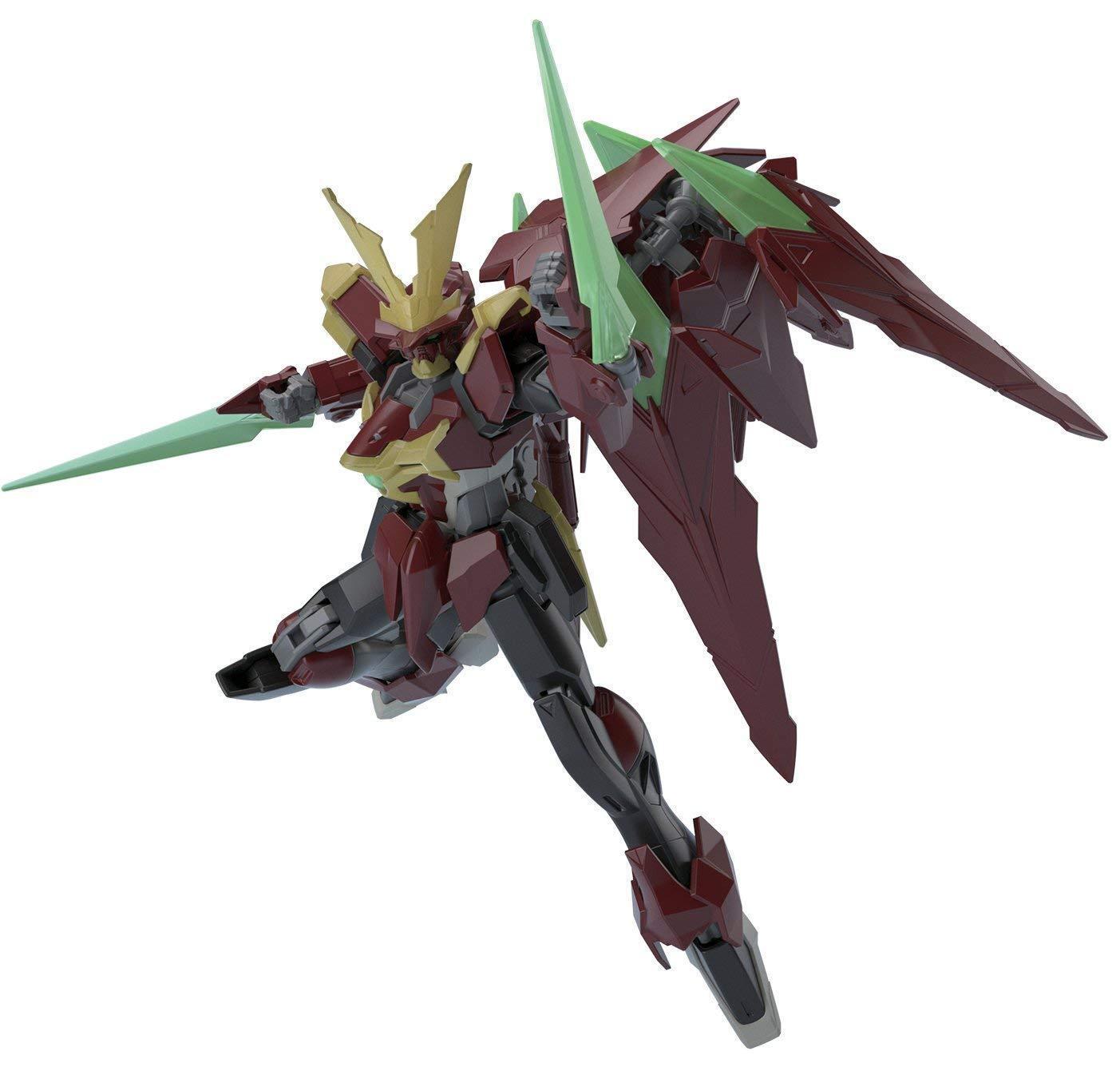 Bandai Hobby HGBF 1  144 NinPuls Gundam Bygg Fighters modellllerler Kit Figur