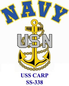 USS-CARP-SS-338-SUBMARINE-U-S-NAVY-W-ANCHOR-SHIRT