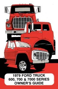 ford    series truck owners manual user