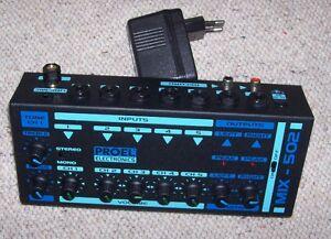 PROEL-Mix-502-BLU-Mixer-5-canali-Alimentatore-CASIO