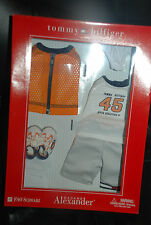 Madame Alexander Tommy Hilfiger Freestyle Athletic Pack, Doll Outfit, NRFB