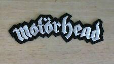 Motorhead Iron On Patch! Brand New Lemmy Heavy Metal Punk Rock Metallica