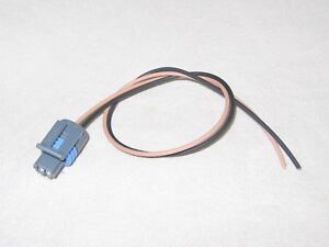 IAT Intake Air Temperature Sensor Connector Pigtail Fit For GM Chevrolet GMC
