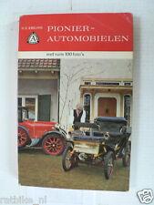PIONIER AUTOMOBIELEN VINTAGE CARS WOLSELEY,FN,RILEY,DAIMLER,OPEL,BENZ,STUDEBAKER
