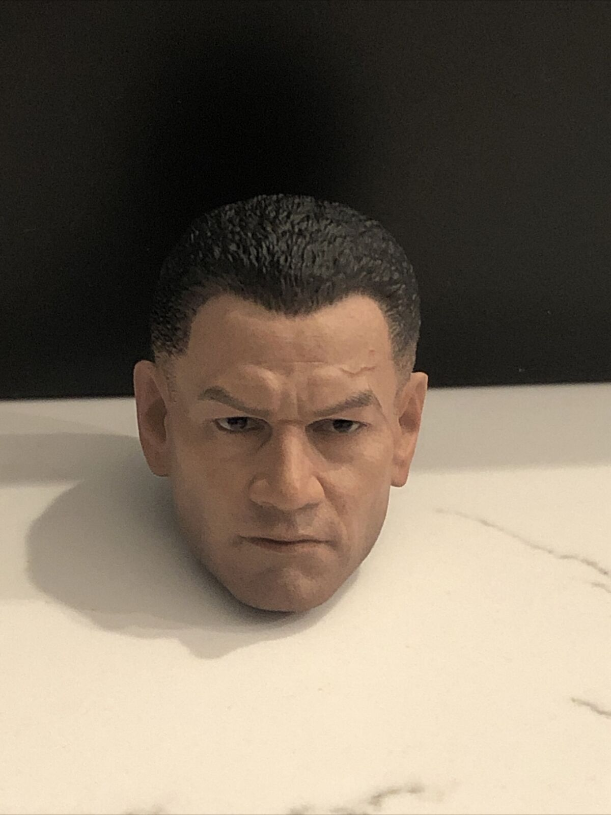 Hot Toys MMS524 Commander Cody Temuera Morrison Head Sculpt Only Star Wars on eBay thumbnail