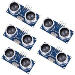 5PCS-Ultrasonic-Sensor-Module-HC-SR04-Distance-Measuring-Sensor-for-Arduino-SR04