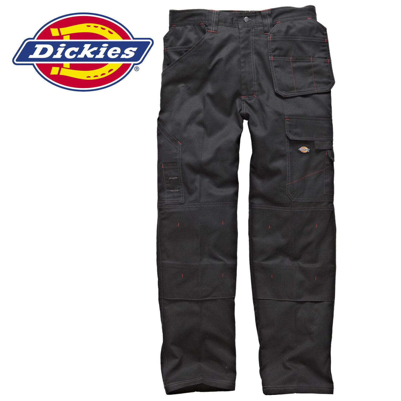 Dickies Redhawk Pantaloni PRO FONDINA Tasche Martello Passante Workwear Pantaloni regolare